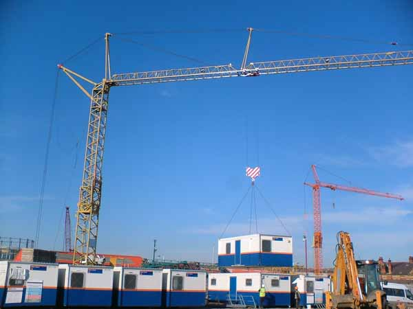 Tower Crane Pictures : Dowse crane hire